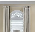 Blinds.com: Custom Composite Wood Arch