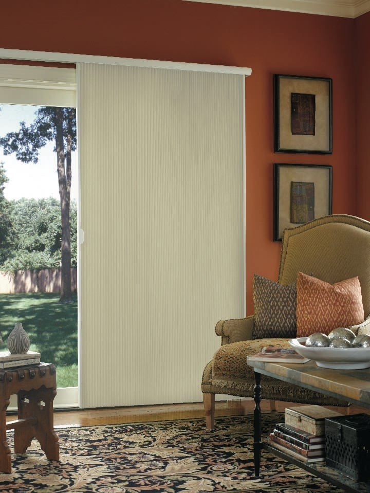 Premium Blackout Vertical Cellular Shade