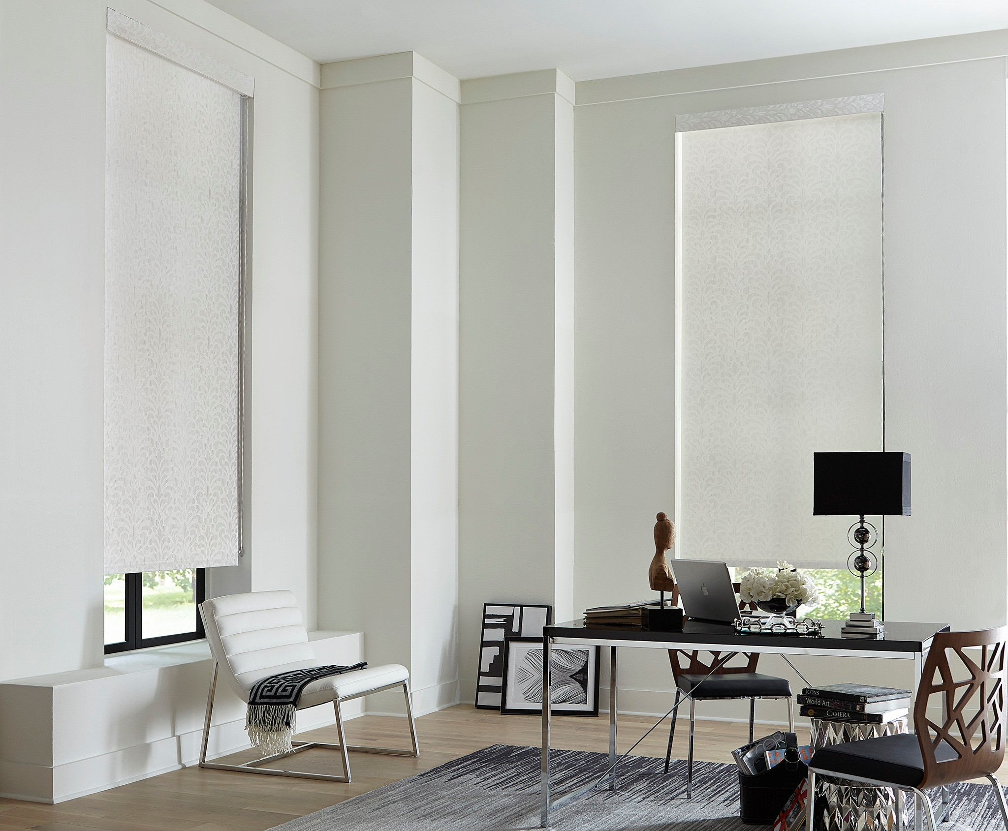 Premium Blackout Roller Shades