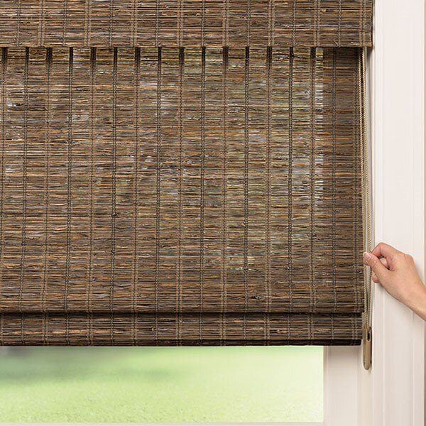 Deluxe Woven Wood Shade